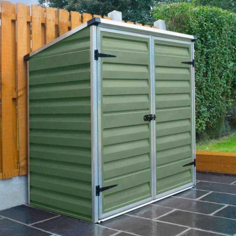 Plastic garden storage – innovative product to your garden