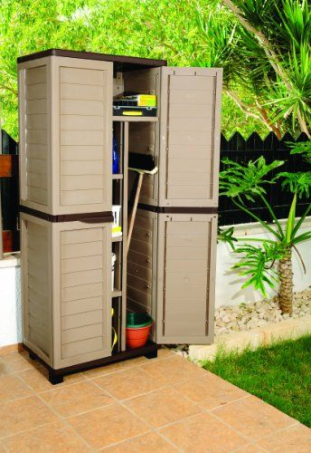 Plastic garden storage  59