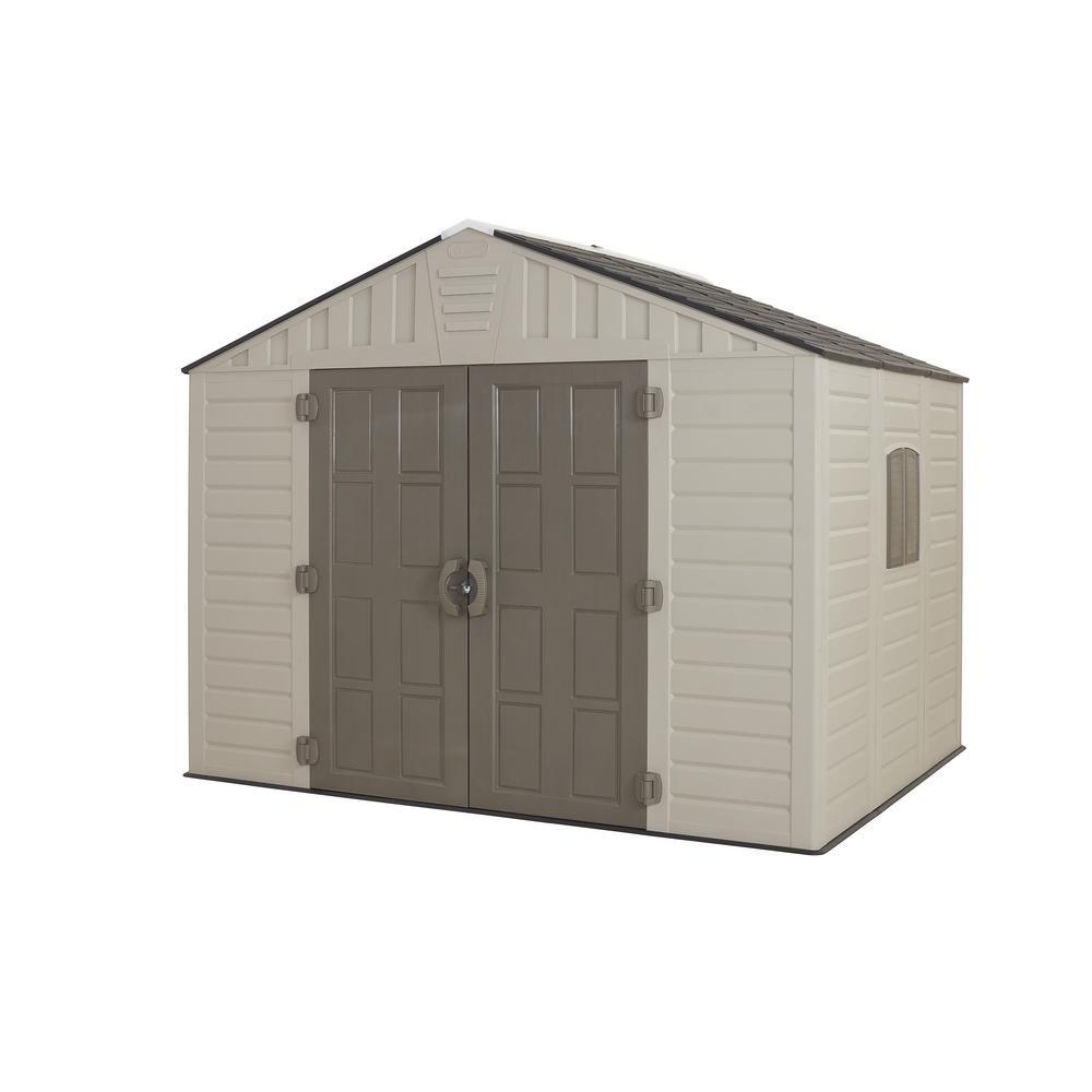 plastic storage sheds  53