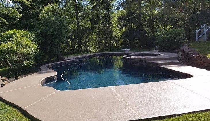 pool deck 10