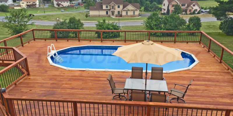 pool deck  86