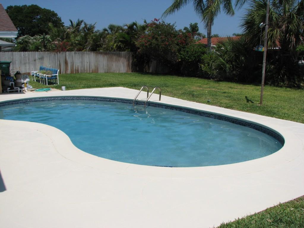 pool decks  35