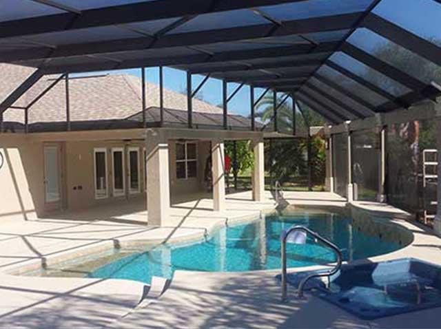 pool enclosures  12