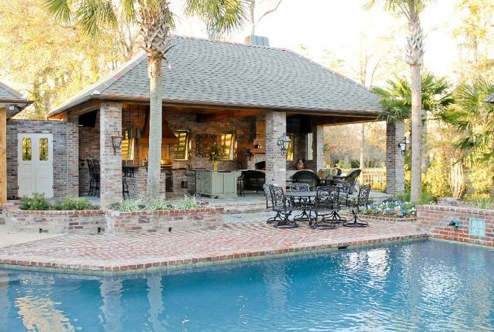 pool houses  45
