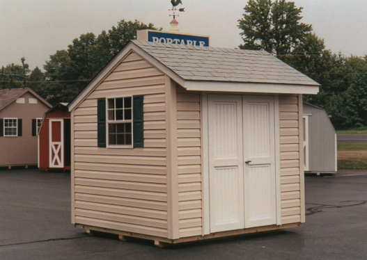Pick out exciting and beneficial finishes of portable sheds