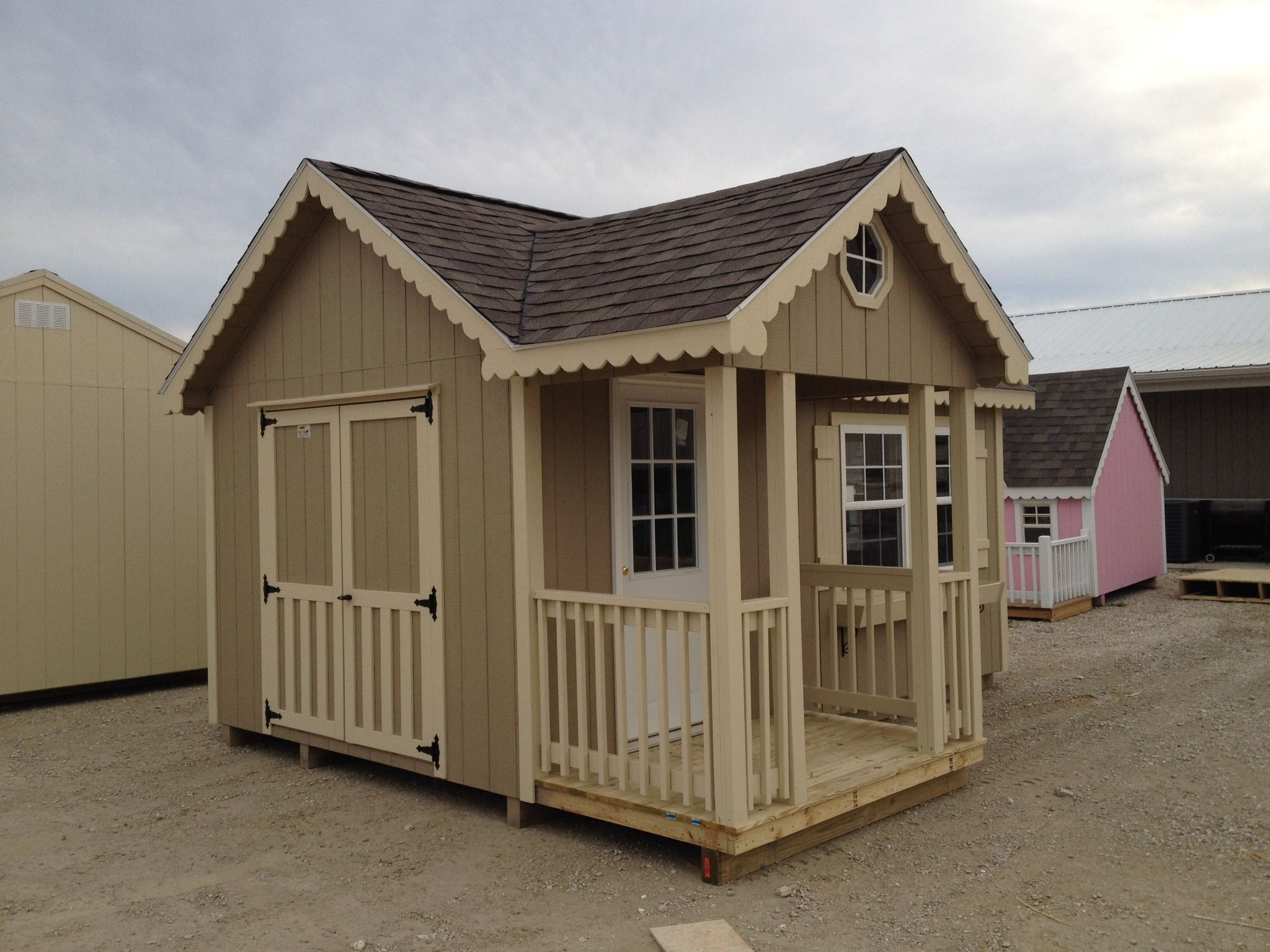 portable sheds  68