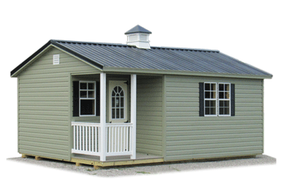 Portable Storage Buildings  16