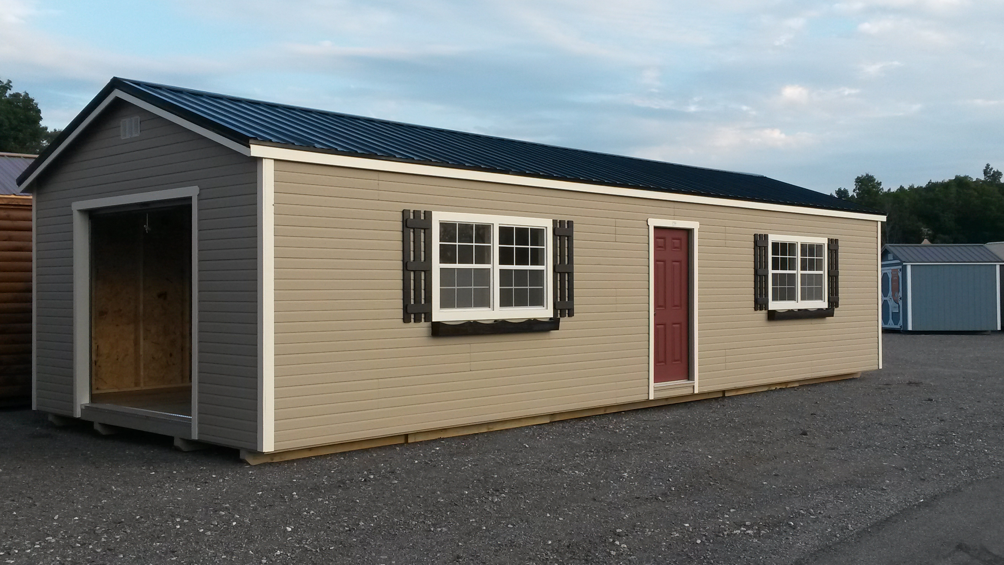 Portable Storage Buildings  38
