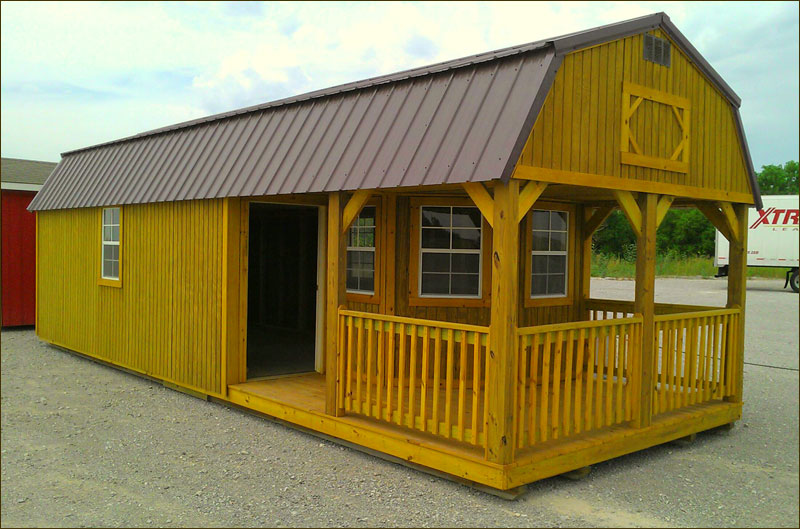 Portable Storage Buildings  95