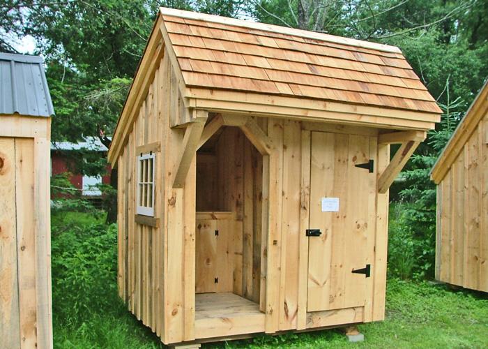 Potting sheds 20