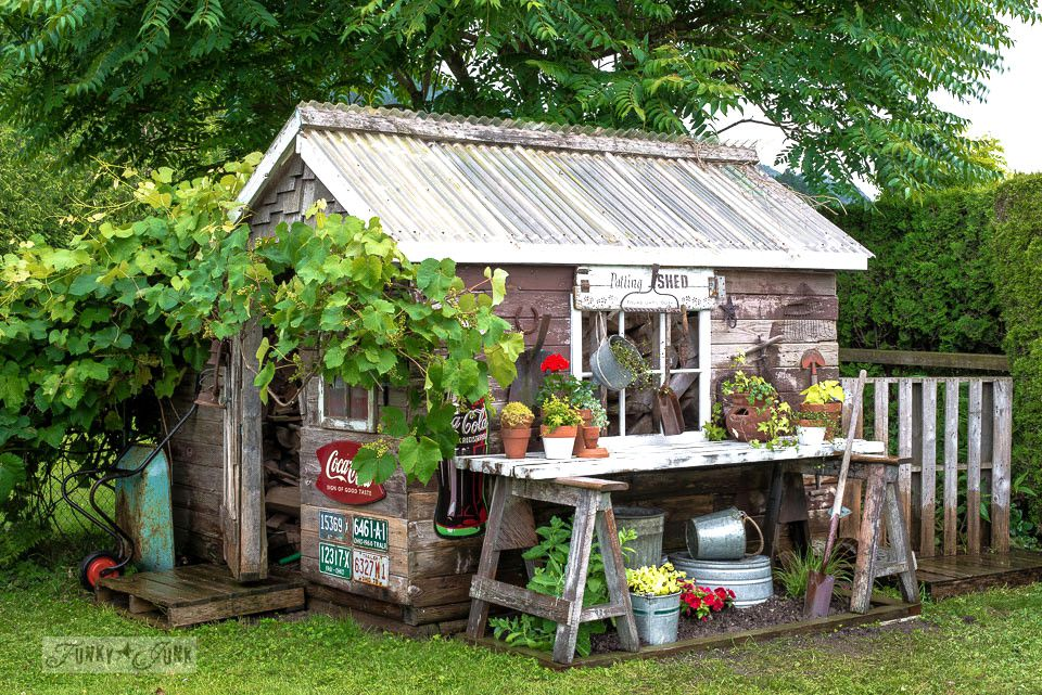 Potting sheds  82