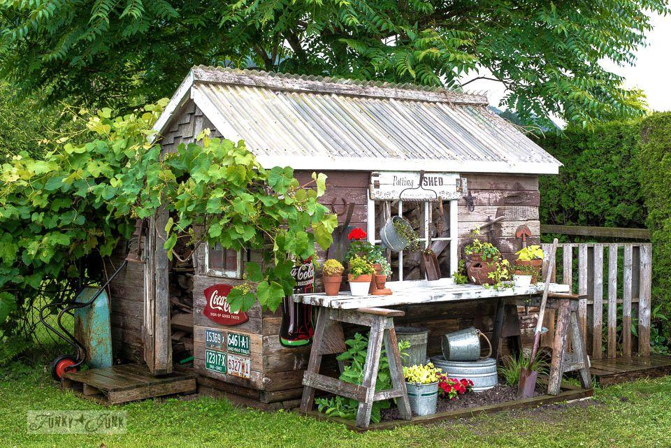 Potting sheds 82
