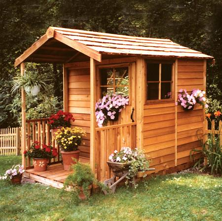 Potting sheds  98