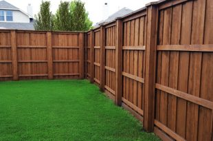 Privacy fence  42