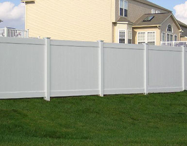 Privacy fence  76