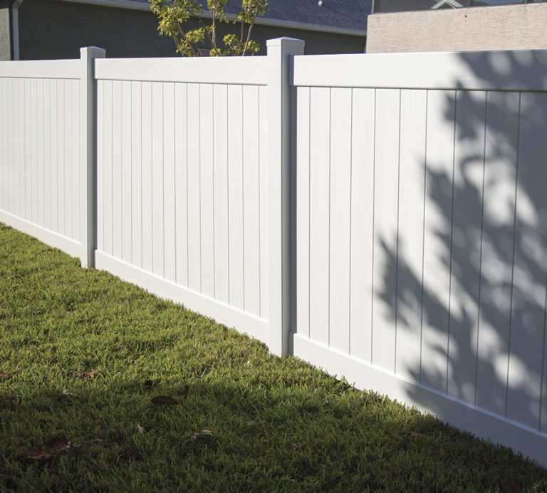 Privacy fence  84