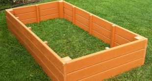 raised garden bed  45