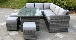 rattan garden furniture  12