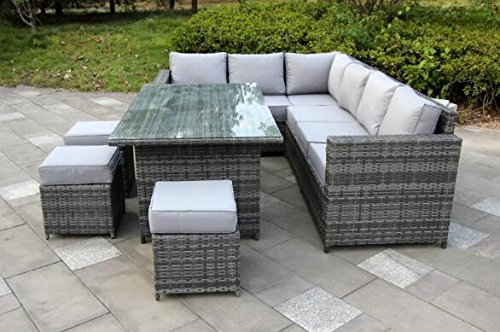 Choose perfect rattan garden furniture for your garden