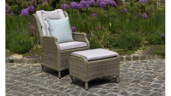 Reclining Garden Chairs  46