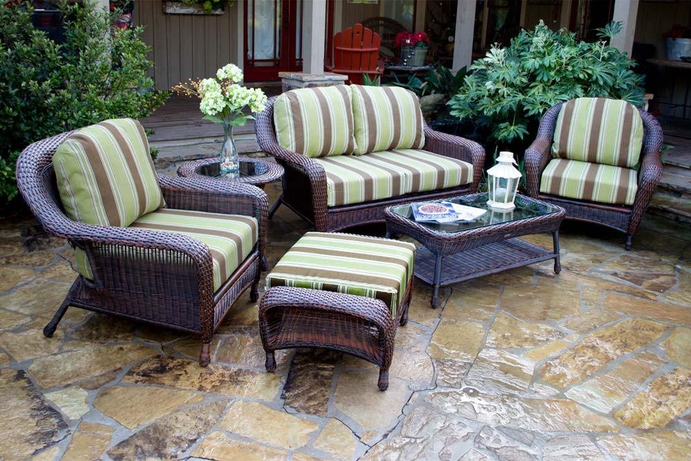 resin wicker patio furniture  45