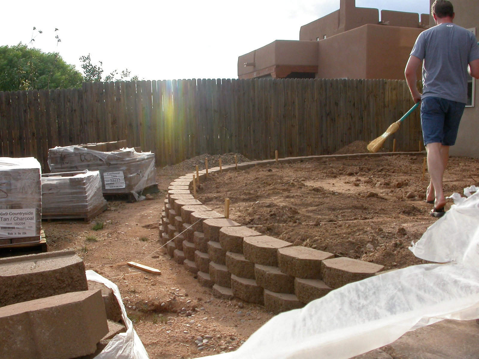 Retaining wall ideas  33