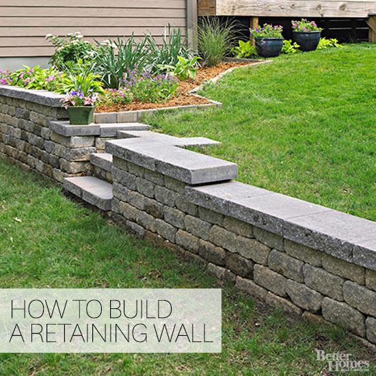Retaining wall ideas  49