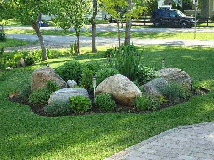 rock garden ideas  27