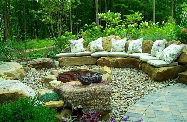 rock garden ideas  59