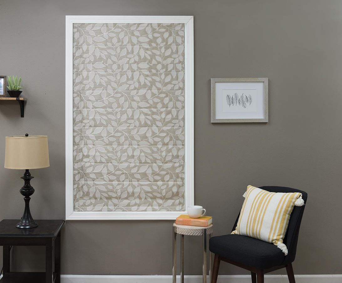 Choose roman shades for your windows as best option