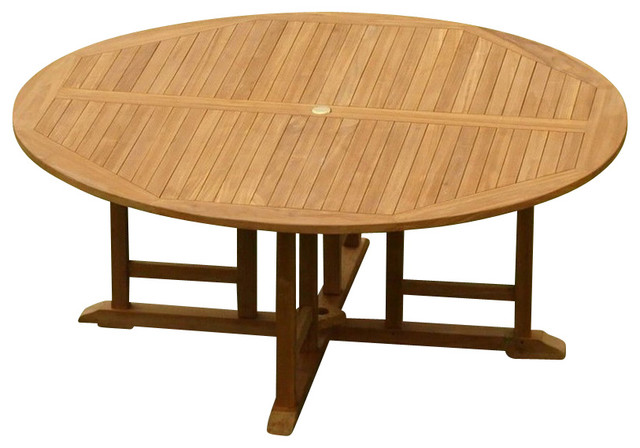 round outdoor table  40