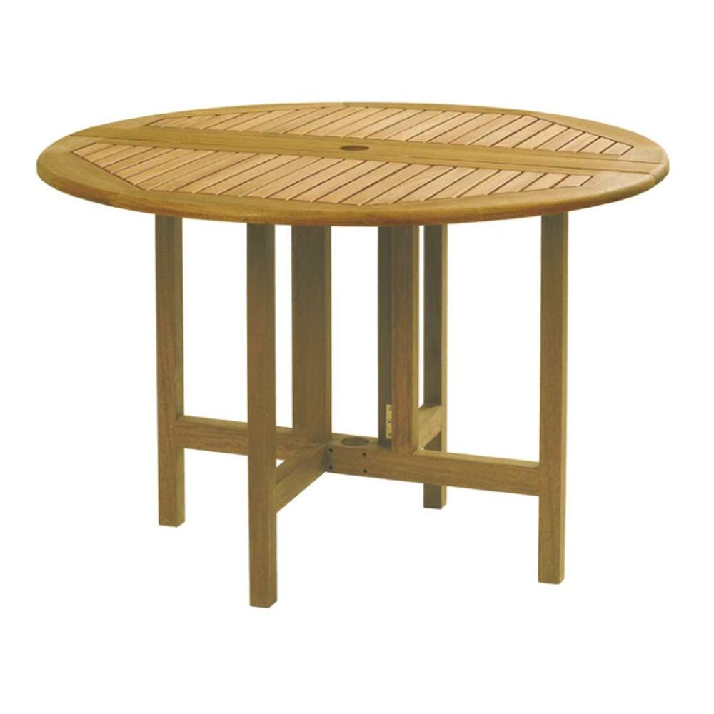 Round Patio Table  45