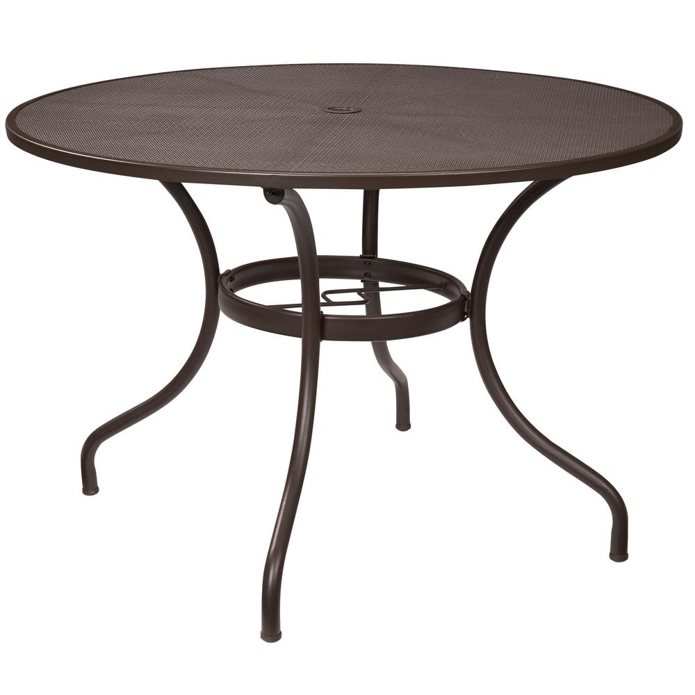 Round Patio Table  47