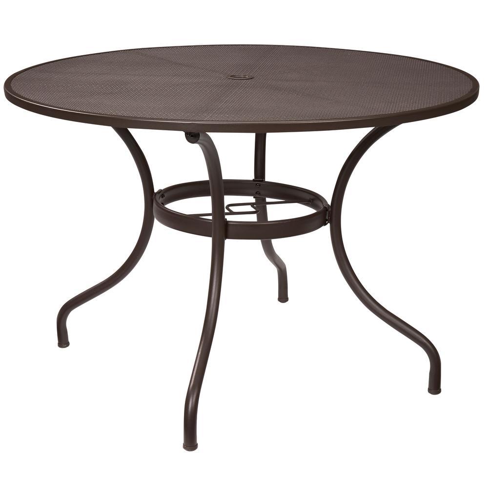 Round Patio Table  47