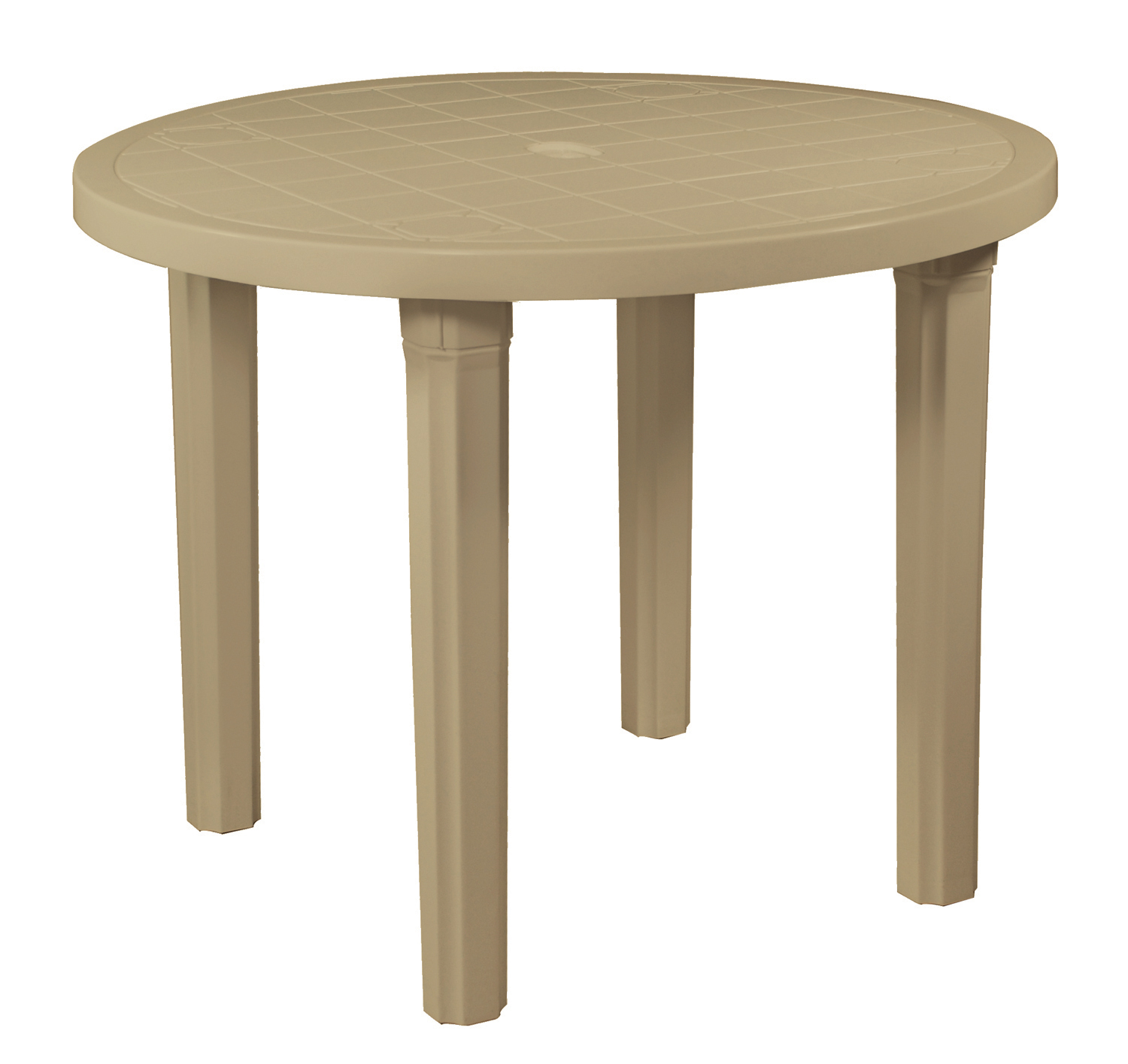 Round Patio Table  87