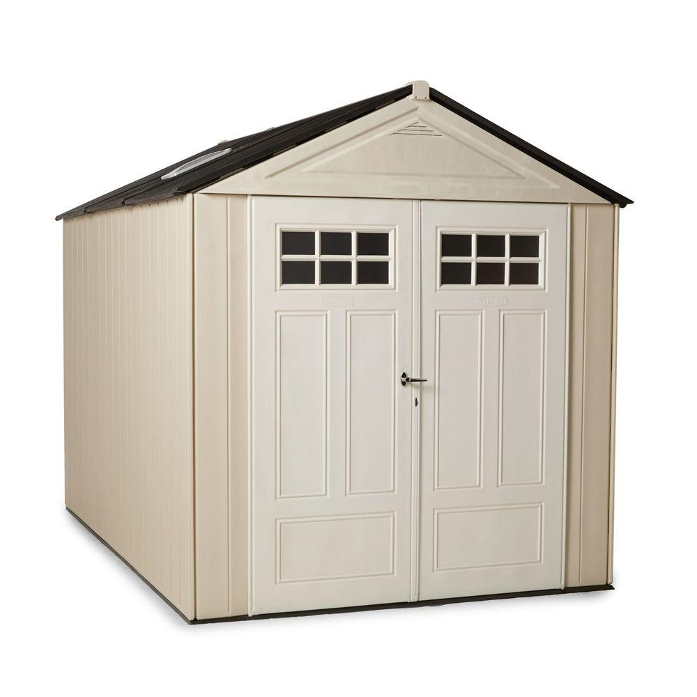 rubbermaid storage sheds  87