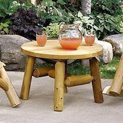 Rustic garden furniture  38