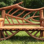 Rustic garden furniture 52
