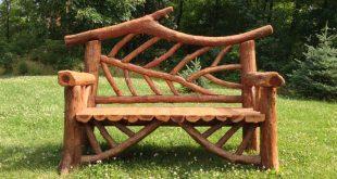 Rustic garden furniture 52