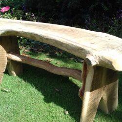 Rustic garden furniture  85