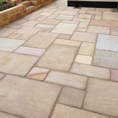 sandstone paving  81