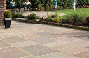 sandstone paving  93