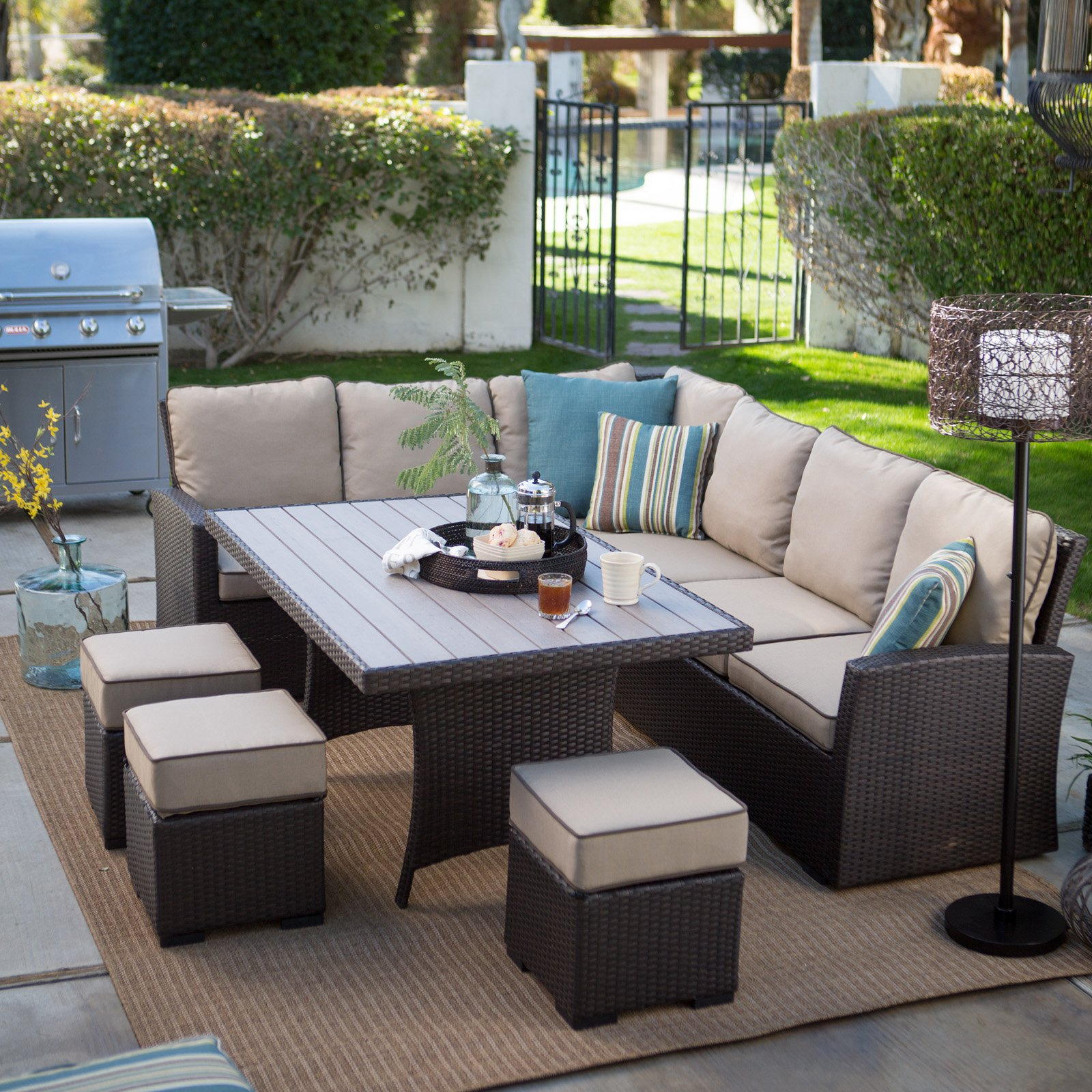 sectional patio furniture  27