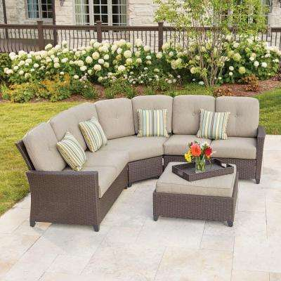 sectional patio furniture  68