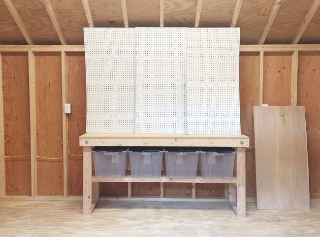 shed storage solution  01