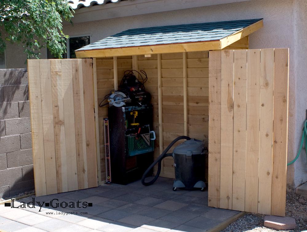 shed storage solution  29