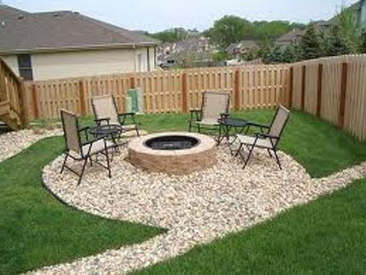 Simple Backyard Ideas  30