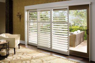 sliding glass door blinds  35