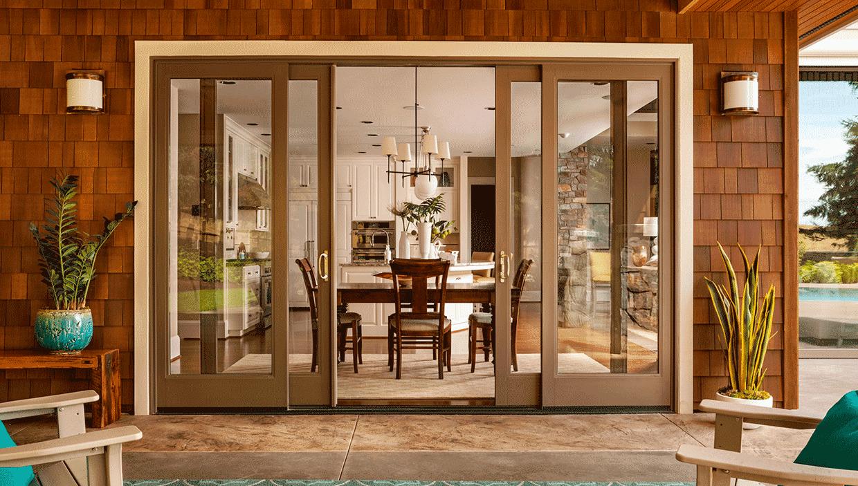 Blinds For Sliding Glass Doors Designs Topsdecor Com