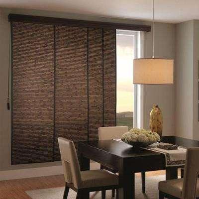 Sliding panel blinds  65